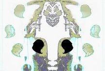 ELABORAZIONI DIGITALI andrea mattiello / #art #artist #artista #emergente #creatorediimmagini #digitalwork #opere #elaborazione
