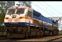Diesel Locomotives / Diesel Locomotives of the Indian Railways
