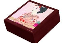 Gift Boxes - unique customizable design