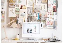 Craft room (home office)