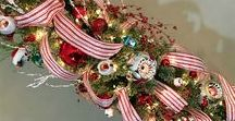 Christmas Decorating / Christmas Decorating Ideas