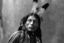 "Native American / Native Americans/Six Nations are North America's original inhabitants. ""Every Indian outbreak that I have ever known has resulted from broken promises and broken treaties by the government."" -Buffalo Bill Cody / by Caroline Tilden"