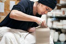 contemporain ceramic ••• / céramique contemporaine