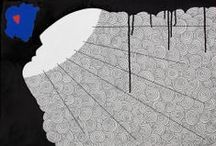 OPERE SU TELA 2014 andrea mattiello / #art #contemporaryart #artist #artistaemergente #creatorediimmagini #canvas