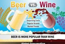 INFOGRAPHICS - alcohol / Alcohol-related infographics