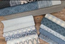 We have the 'Blues' / Bellbridge offers an array of designs in beautiful blue colorways.