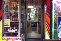 Our Store / We carry many great spiritual products & services such as Spiritual Readings,  Candle Preparation, Handmade Soaps & Oils, Incense, Books, Crystals and so much more.   While we have showcased some of our best sellers here, we invite you to visit us in our Newark, NJ retail location or online: www.yeyeo.com  We ship nationwide!   Follow your path to the river....Ye Ye O!