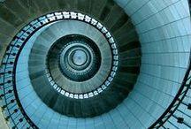 Staircase - Treppe - Schodiště