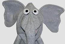 Our Craftsy Puppet Patterns / Puppet patterns available for sale on Craftsy.