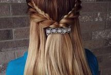 Bridal Hairstyles / This is a board all about hair! More specifically bridal hairstyles.