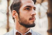 Oh so dapper grooms / Guys, looking for inspiration on how to dress on your wedding day? Look no further.