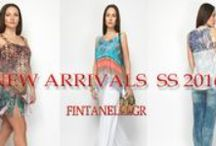 FINTANELLI SS 2016 / SPRING SUMMER 2016 NEW COLLECTION