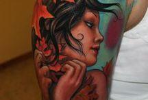 Tattoos / by Amara T.