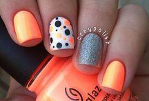Quinn's amazing nails