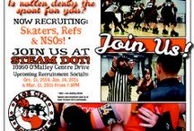 Now Recruiting!