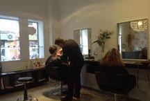 Peinados realizados en Mi Salón Peluquería #Castelldefels / #Hairstyle #Haircut #Peinados realizados en #MiSalón #Peluquería #Castelldefels