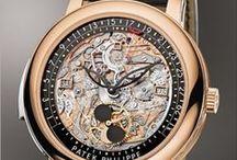 Relojes Hombre / Fotos de los nuevos modelos de relojes que van saliendo en el mercado.