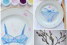Porcelain Lu / my work