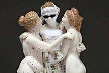 porcellane artistiche