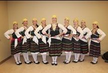 Our Greek Folk Costume Wardrobe / The Hellenic Dancers of New Jersey's wardrobe was entirely handmade by our Master Instructor and founder Eleni Chakalos. Our costumes represent the regions of: Macedonia, Thrace, the Peloponnese, Epiros, Roumeli, Crete, Cyprus, the various island groups; and Pontos, Cappadocia, and Ikonion in Asia Minor.