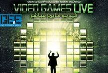 Video Games Live / Video Games Live™ is an immersive concert musical event. Coming Friday 13th December 2013 at DWTC Brought to you by Giant Entertainment and Events
