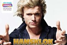"HANS KLOK ''THE NEW HOUDINI'' / Abu Dhabi Tourism & Culture Authority in association with Alchemy Project present:   The Fastest Illusionist in the world for the first time in UAE. The HANSKLOK - ""The New Houdini"" For the first time in the Middle East, for a mesmerizing night of illusion, magic and breath-taking tricks performed by the award winning Hans Klok."