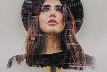 Double Exposure / Fotografie artistiche o con l'effetto a doppia esposizione
