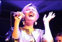 Vocal Night Schlot 25.06.2015 / hdpk Studierende mit Hauptfach Gesang im B.A. Studiengang Musikproduktion begeistern mit ihrem Talent das Publikum im Berliner Jazzclub Schlot. Fotos: Julia Kreutziger