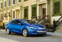Chevrolet VOLT (2016) / The 2016 Chevrolet VOLT has a new style and an 80 km electric driving range.