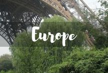 Travel Europe / Tips for traveling through Europe.