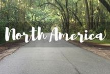 Travel North America / Tips for traveling through North America.