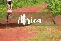 Travel Africa / Tips for traveling through Africa.