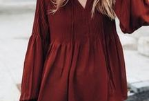 Style: Zinfandel / Hello, Zinfandel! The perfect rich red hue for fall, Zinfandel is our favorite color for transitioning into cooler temps.