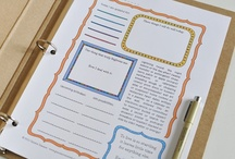 Planner sheets and List Making