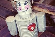 Someday I will have Grandkids, right?  / cute crafty ideas for little ones