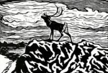 Sami Lapplander art and folk art
