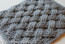 Knit and Crochet projects and patterns