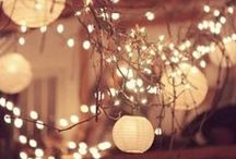 LIGHT UP YOUR WEDDING / Solar Lanterns are PERFECT for weddings! / by ALLSOP HOME & GARDEN