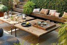 Outdoor Living / by Sara Stoner Beukema