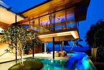 LUXURIOUS HOMES / Living in the lap of luxury...beautiful and opulent homes that quite simply take your breath away! / by Jolisa Hume