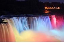 W A T E R F A L L S / Take a journey to discover the most beautiful waterfalls around the world. / by Jolisa Hume