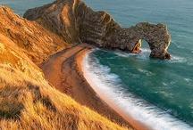 COAST TO COAST / Beautiful coastlines from around the world! / by Jolisa Hume