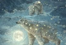 BEARS (ART) / by Sharon