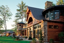 Dreamin' about a dream home! / by Jenna M