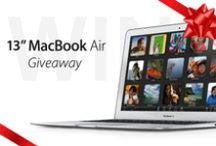 Free Tech / Free weekly tech goods, software, services, and more with monthly giveaways of new-release Apple products.