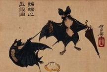 BATS (ART) / by Sharon