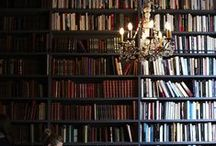 Libraries and Books / by Janie Coffey