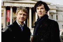 Sherlock / by Katie Hoth