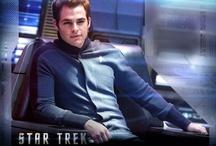Star Trek/Wars / by Katie Hoth