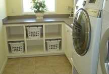Laundry Rooms / by Karen Farris